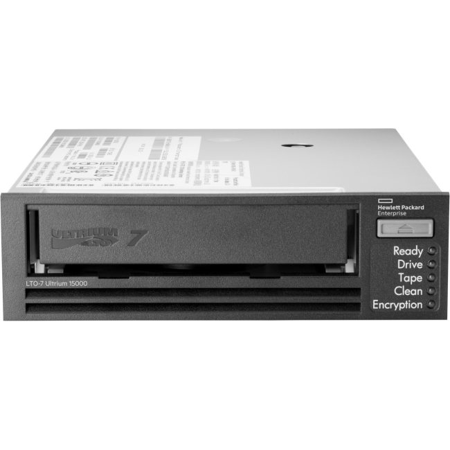 HP toreEver LTO-7 Ultrium Internal Tape Drive BB873A 15000