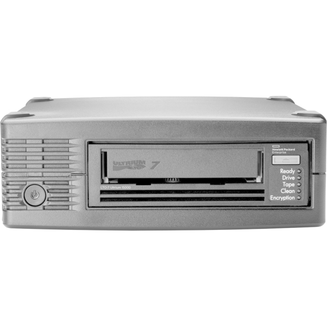 HP StoreEver LTO-7 Ultrium 15000 External Tape Drive BB874A