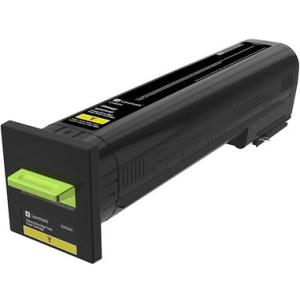 Lexmark 22K Yellow Toner Cartridge (CX825) 82K0X40
