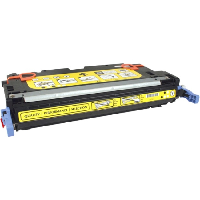 West Point HP Q7562A Yellow Toner Cartridge 115099P