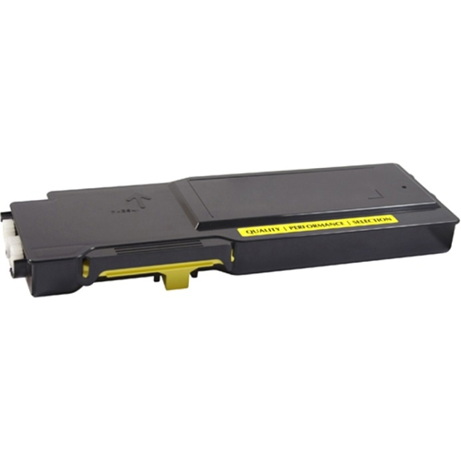 West Point Dell C3760 High Yield Yellow Toner Cartridge 200738P