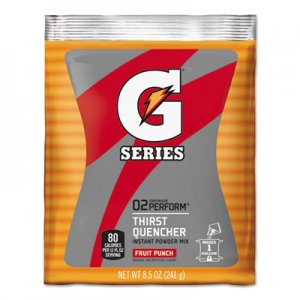 Gatorade Original Powdered Drink Mix, Fruit Punch, 8.5oz Packets, 40/Carton GTD03808 03808