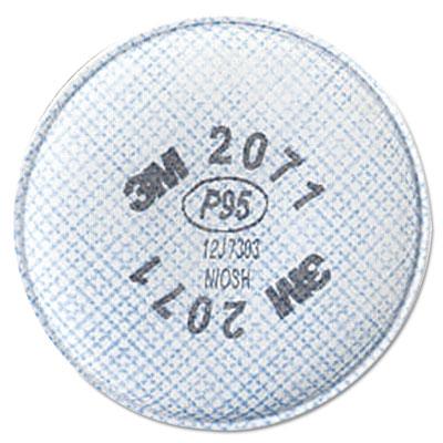 3M 2000 Series P95 Particulate Filter MMM2071 70070757680