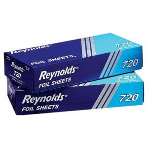 Reynolds Wrap Pop-Up Interfolded Aluminum Foil Sheets, 12 x 10 3/4, Silver, 200/Box RFP720 000000000000000720
