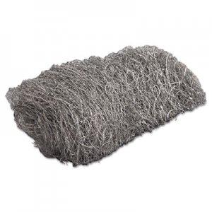 GMT Industrial-Quality Steel Wool Reel, #2 Medium Coarse, 5lb Reel, 6/Carton GMA105045 105045