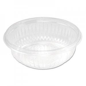 Dart PresentaBowls Clear Bowls, Plastic, 12 oz, 63/Bag, 504/Carton DCCC12B C12B