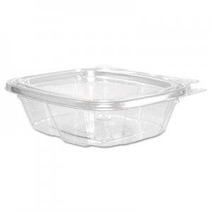 Dart ClearPac Container, 4.9 x 1.4 x 5.5, 8 oz, Clear, 200/Carton DCCCH8DEF CH8DEF