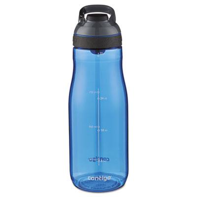 Contigo Cortland AUTOSEAL Water Bottle, 32 oz, Monaco, Plastic CNO70890 70890