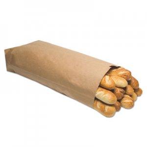 "Genpak Grocery Paper Bags, 17"" x 29.5"", Kraft, 250/Carton BAGSK1452SB 80094"