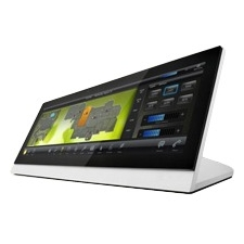 "AMX 19.4"" Modero XSeries G4 Panoramic Tabletop Touch Panel (no Camera,no Microphone) FG5968-21 MXT-1900L-PAN-NC"