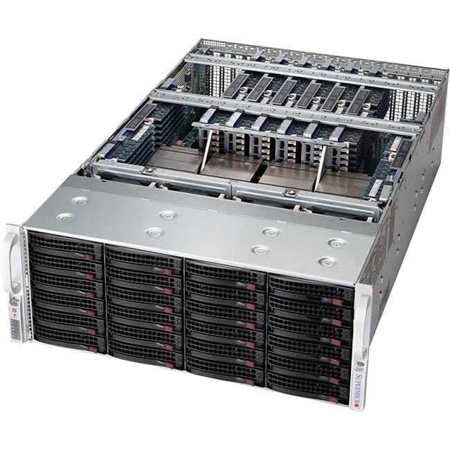 Supermicro SuperServer (Black) SYS-8048B-TRFT 8048B-TRFT