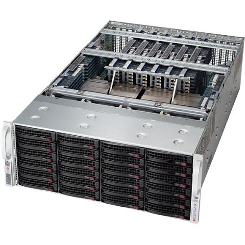 Supermicro SuperServer (Black) SYS-8048B-TR4F 8048B-TR4F