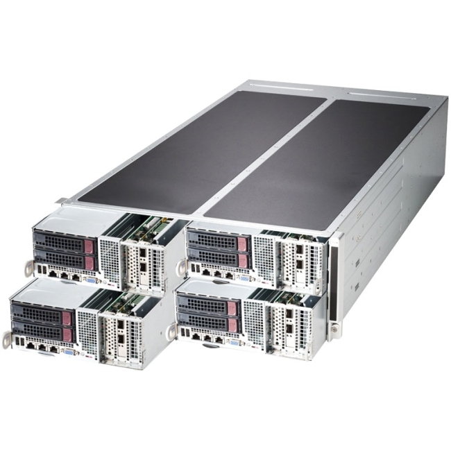 Supermicro SuperServer (Black) SYS-F628G3-FC0PT+ F628G3-FC0PT+