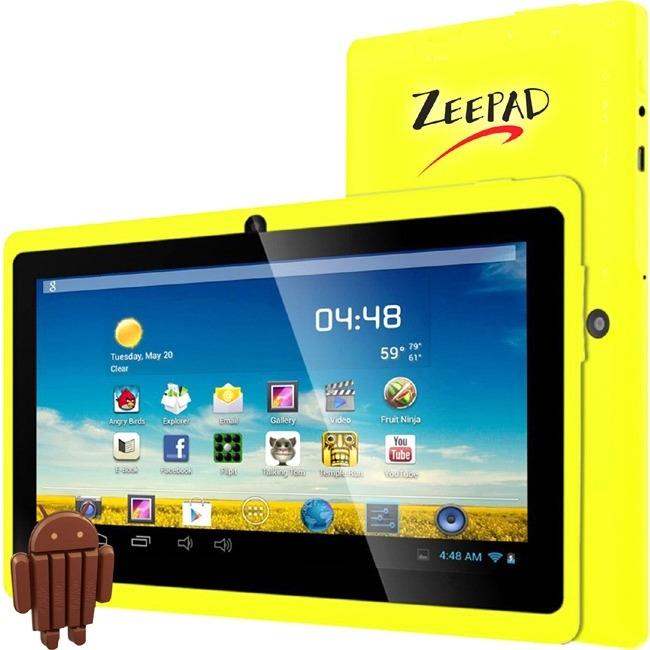 Zeepad Tablet 7DRK-Q-YELLOW 7DRK-Q