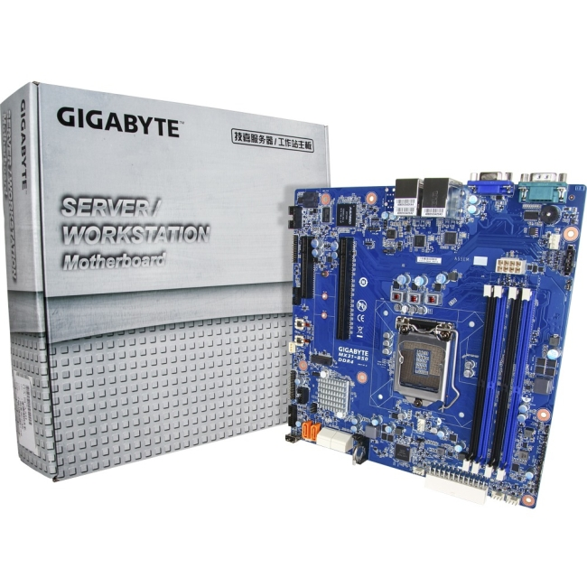 Gigabyte (rev. 1.0) Server Motherboard MX31-BS0