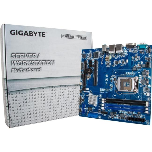 Gigabyte (rev. 1.0) Server Motherboard MW21-SE0