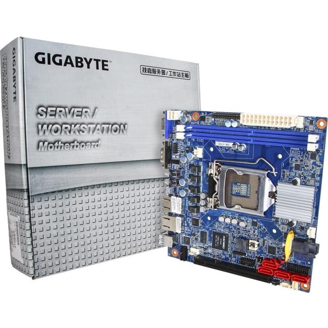 Gigabyte (rev. 1.0) Server Motherboard MX11-PC0