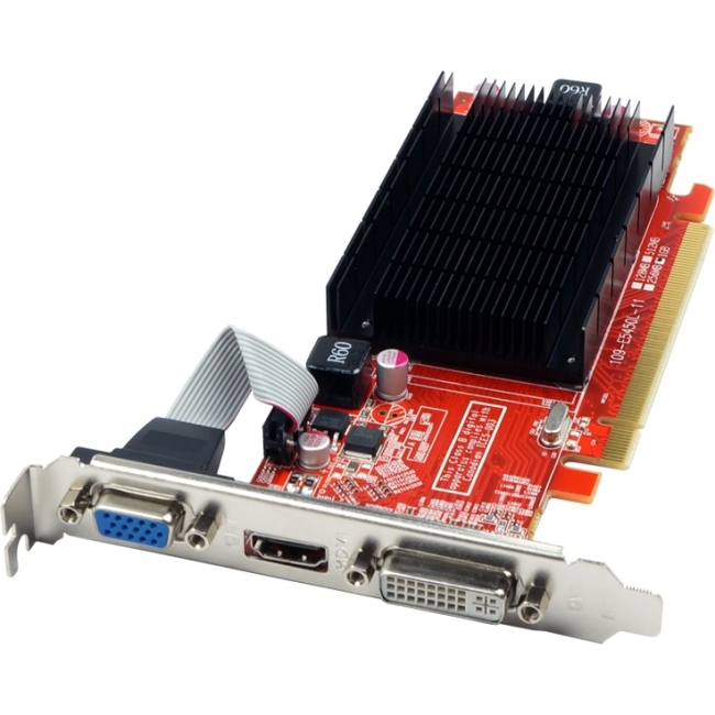 Visiontek AMD Radeon 5450 Graphic Card 900861