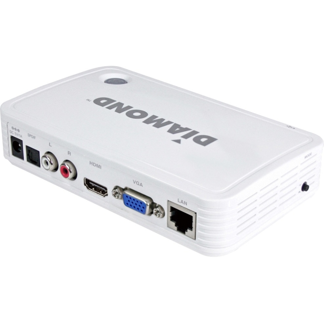 DIAMOND Wireless HD Display Adapter for Mobile and PC WPCTV3000