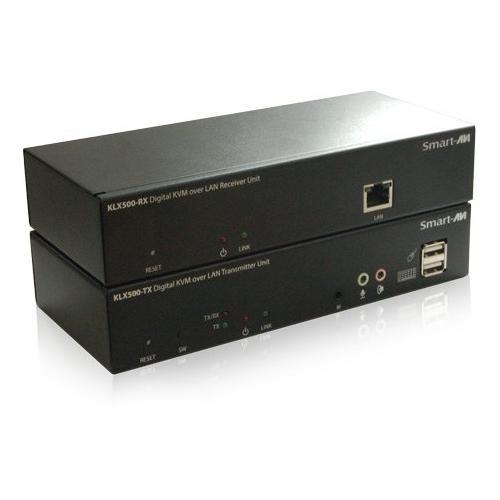 SmartAVI KVM Console KLX-RX500S