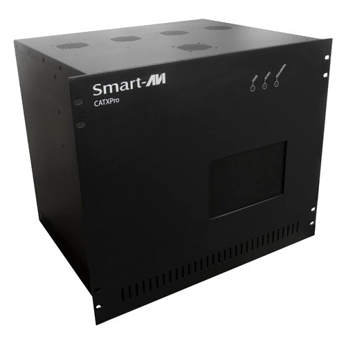 SmartAVI CAT5 Audio/Video and IR/RS232 48 IN X 48 OUT Matrix with RS-232 Control CSWX48X48S