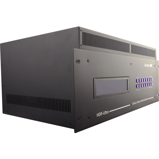 SmartAVI Audio/Video Switchbox HDRULT-0404S