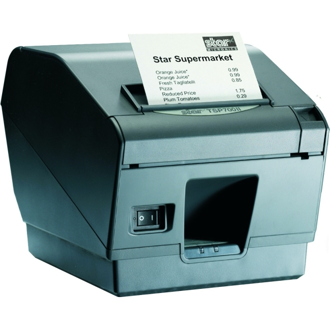 Star Micronics Label Printer 39480610 TSP743II
