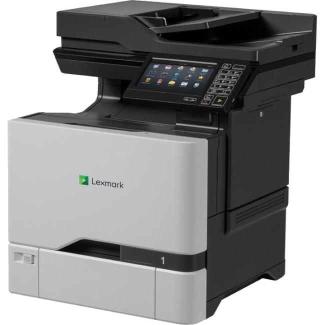Lexmark Color Laser Multifunction Printer With Hard Disk 40C9500 CX725de