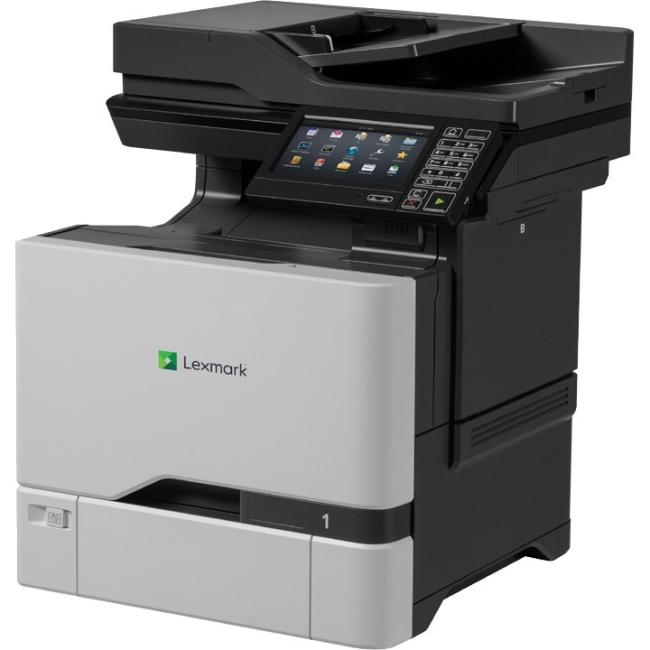 Lexmark Color Laser Multifunction Printer With Hard Disk 40C9500 CX725de