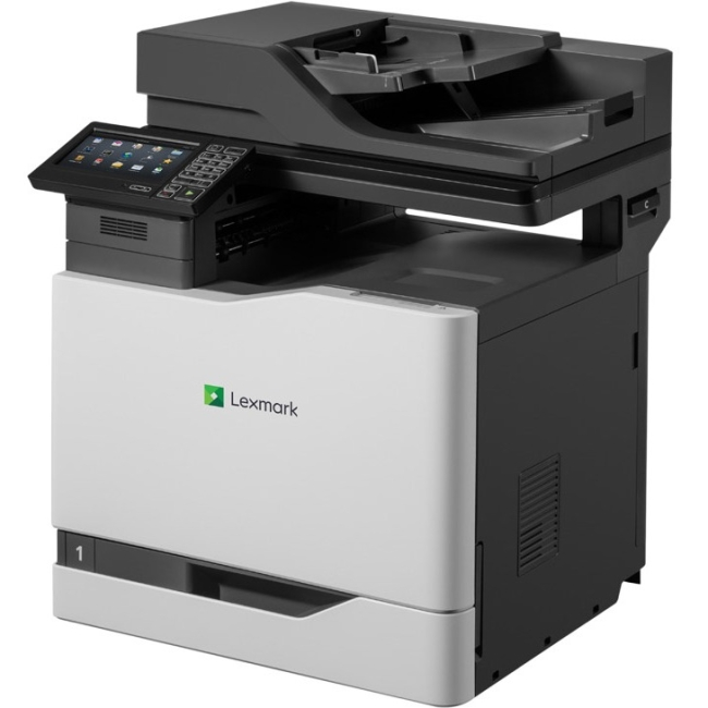 Lexmark Color Laser Multifunction Printer With Hard Disk 42K0010 CX820de