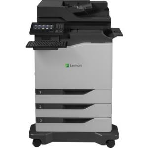 Lexmark Colour Laser Multifunction Printer With Hard Disk 42K0012 CX820dtfe