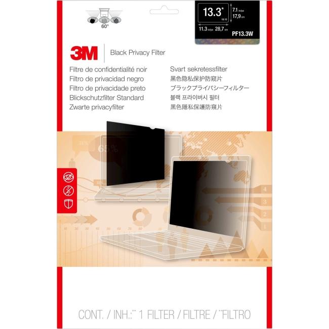 3M Privacy Screen Filter PF133W1B