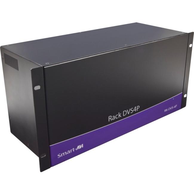 SmartAVI Signal Splitter RK-DVS4P-8S