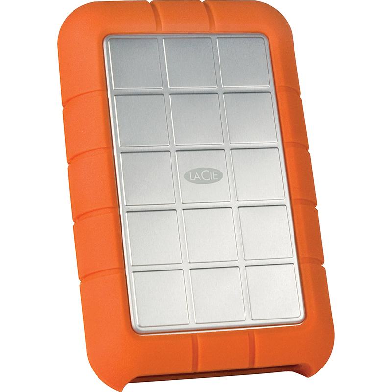 LaCie Rugged Triple Hard Drive STEU1000400