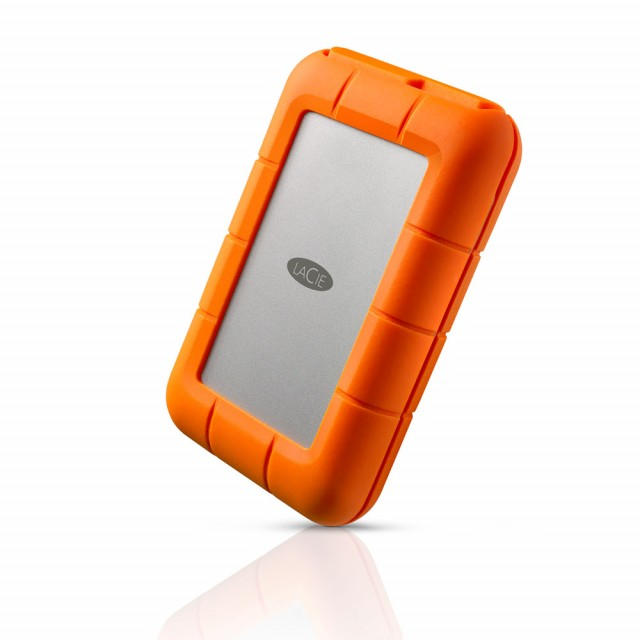 LaCie RUGGED Thunderbolt Hard Drive STEV2000400
