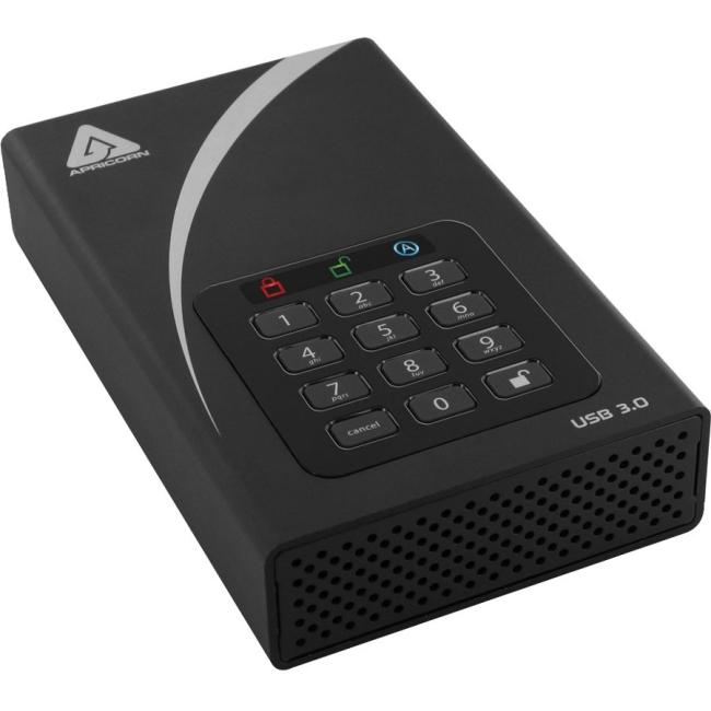 Apricorn Aegis Padlock DT - USB 3.0 Desktop Drive ADT-3PL256-8000