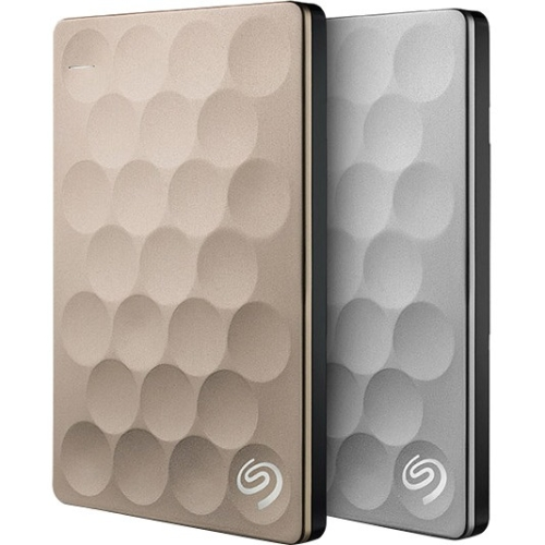 Seagate Backup Plus Ultra Slim Portable Drive STEH1000100