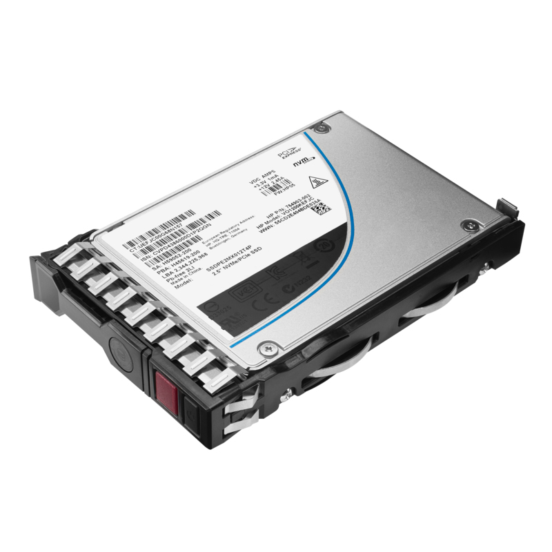HP StoreEasy 32TB SATA LFF (3.5in) Low Profile Carrier 4-pack HDD Bundle N9Y46A