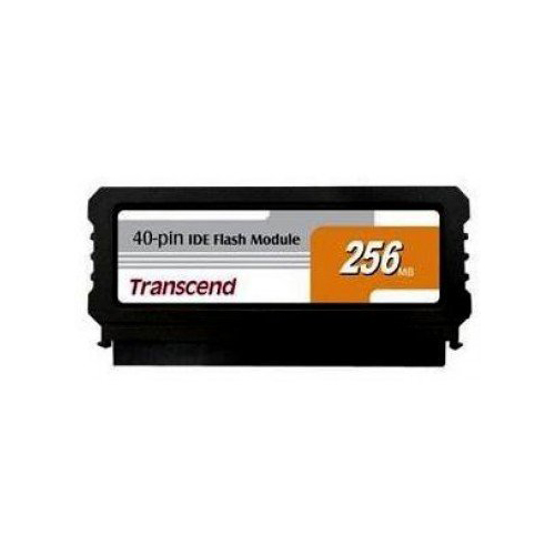 Transcend PATA Flash Module (40Pin Vertical) TS256MPTM520