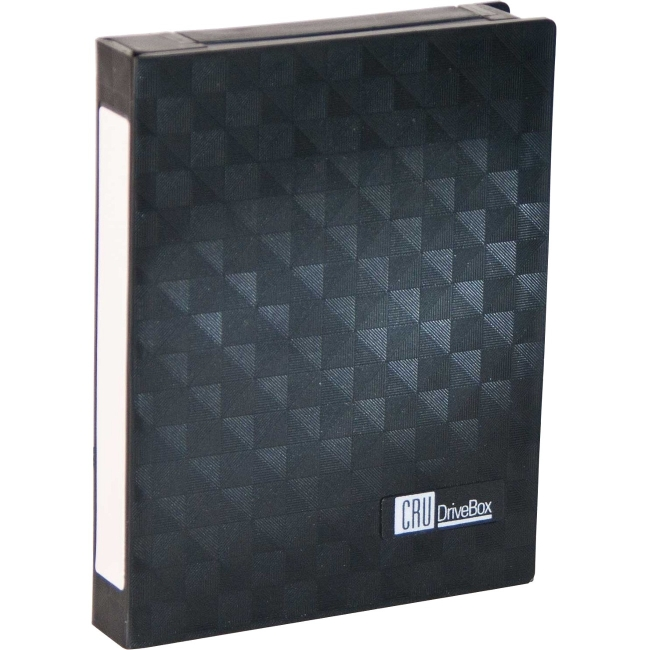 CRU Durable Anti-static Storage Case for Bare 2.5-inch Hard Drives 30030-0020-2010