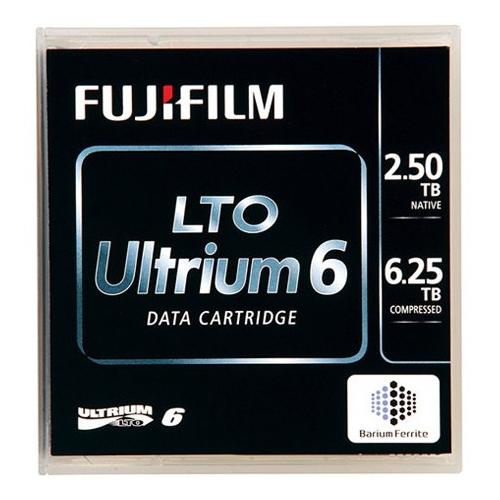 Fujifilm LTO Ultrium-6 Data Cartridge 81110000970