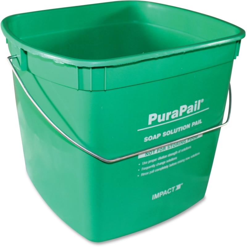 PuraPail 6-Qt Utility Cleaning Bucket 550614CCT IMP550614CCT