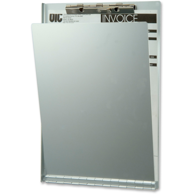 OIC Privacy Cover Aluminum Clipboard 83213 OIC83213