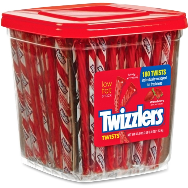 Twizzlers Strawberry Twists 51922CT HRS51922CT
