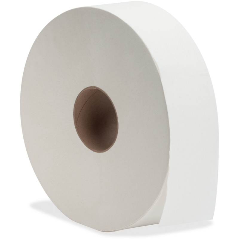 Genuine Joe 2-ply Jumbo Roll Bath Tissue 3520006 GJO3520006