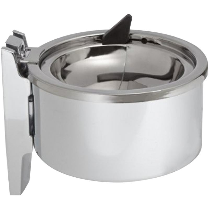 "Impact Products 4"" Deluxe Metal Wall Ashtray 4004CT IMP4004CT"
