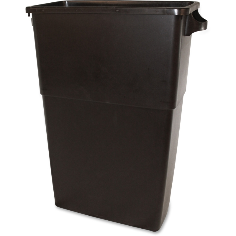 Thin Bin 23-gal Brown Container 70234CT IMP70234CT