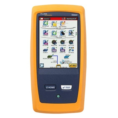 NetScout OneTouch AT G2 Ethernet and Wi-Fi Tester 1TG2-3000