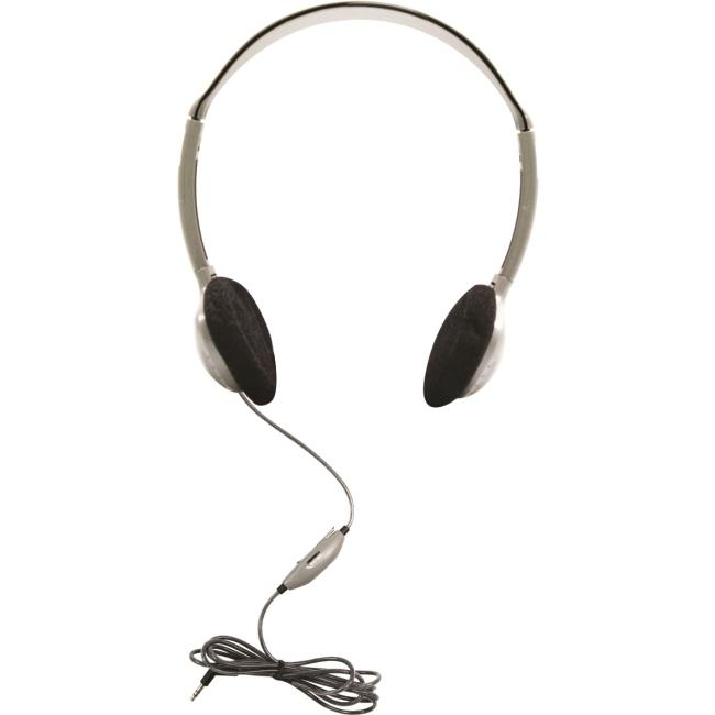 Hamilton Buhl On Ear Stereo Headphone with Volume Control HA2V