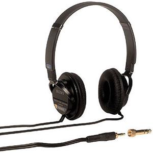 Sony Lightweight Professional Headphone MDR7502 MDR-7502